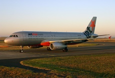 Aircraft Photo of VH-VQV | Airbus A320-232 | Jetstar Airways | AirHistory.net