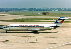 Aircraft Photo of YU-AJI | McDonnell Douglas DC-9-32 | JAT Yugoslav Airlines | AirHistory.net #305627
