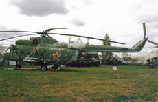 Aircraft Photo of 17 red | Mil Mi-8T | Soviet Union - Air Force | AirHistory.net
