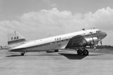 Aircraft Photo of VH-TAI | Douglas DC-3(C) | Trans-Australia Airlines - TAA | AirHistory.net #61742