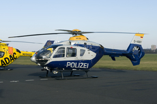 Aircraft Photo of D-HBBY | Eurocopter EC-135P-2+ | Polizei | AirHistory.net