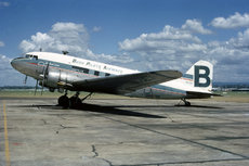 Aircraft Photo of VH-AEQ | Douglas DC-3(C) | Bush Pilots Airways - BPA | AirHistory.net