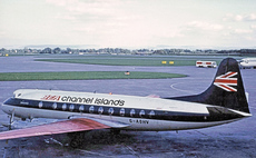 Aircraft Photo of G-AOHV | Vickers 802 Viscount | BEA Channel Islands - British European Airways | AirHistory.net #70049