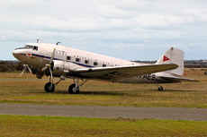 Aircraft Photo of VH-AES | Douglas DC-3(C) | Trans-Australia Airlines - TAA | AirHistory.net #104526
