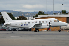 Aircraft Photo of VH-BWC | Embraer EMB-110P1 Bandeirante | Island Air Services | AirHistory.net