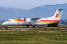 Aircraft Photo of PH-DMI | Bombardier DHC-8-315Q Dash 8 | Air Nostrum | AirHistory.net