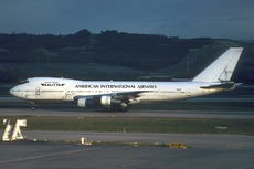 Aircraft Photo of N625PL | Boeing 747-132(SF) | American International Airways - Kalitta | AirHistory.net #127853