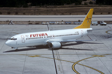 Aircraft Photo of G-OABE | Boeing 737-4Y0 | Futura International Airways | AirHistory.net
