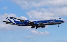 Aircraft Photo of VQ-BFE | Boeing 747-83QF/SCD | ABC Pharma - AirBridgeCargo Airlines | AirHistory.net #73653