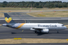 Aircraft Photo of LY-NVY | Airbus A320-232 | Thomas Cook Airlines | AirHistory.net