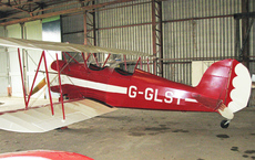 Aircraft Photo of G-GLST | Great Lakes 2T-1A Sport Trainer | AirHistory.net #78524