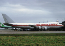 Aircraft Photo of N471EV | Boeing 747-273C | Air-India Cargo | AirHistory.net #78026