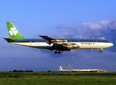 Aircraft Photo of EI-ASO | Boeing 707-349C | Aer Lingus | AirHistory.net #74588
