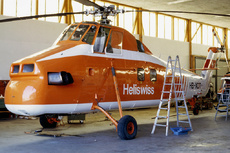 Aircraft Photo of HB-XDT | Sikorsky S-58ET | Heliswiss | AirHistory.net