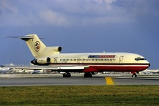 Aircraft Photo of JY-ADR | Boeing 727-2D3/Adv | Air Panama | AirHistory.net #74534