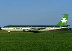 Aircraft Photo of EI-ASO | Boeing 707-349C | Aer Lingus | AirHistory.net #74575