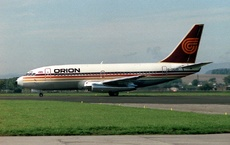 Aircraft Photo of G-BKHO | Boeing 737-2T5/Adv | Orion Airways | AirHistory.net