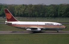 Aircraft Photo of G-BJBJ | Boeing 737-2T5/Adv | Orion Airways | AirHistory.net
