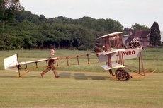 Aircraft Photo of G-ARSG | Avro IV Triplane (Replica) | AirHistory.net #91472
