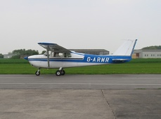 Aircraft Photo of G-ARMR | Cessna 172B | AirHistory.net #86458