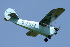 Aircraft Photo of G-AEVS | Aeronca 100 | AirHistory.net #89128