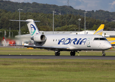 Aircraft Photo of S5-AAI | Bombardier CRJ-200LR (CL-600-2B19) | Adria Airways | AirHistory.net