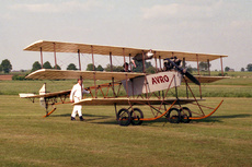 Aircraft Photo of G-ARSG | Avro IV Triplane (Replica) | AirHistory.net #88044