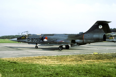 Aircraft Photo of D-8090 | Lockheed F-104G Starfighter | Netherlands - Air Force | AirHistory.net