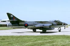 Aircraft Photo of XG164 | Hawker Hunter F6 | UK - Air Force | AirHistory.net