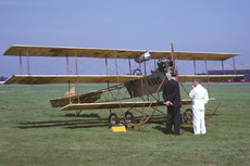 Aircraft Photo of G-ARSG | Avro IV Triplane (Replica) | AirHistory.net #104266
