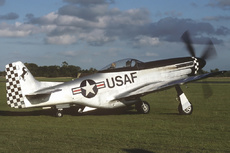 Aircraft Photo of G-SUSY | North American P-51D Mustang | USA - Air Force | AirHistory.net
