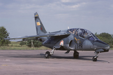 Aircraft photo of E67 - Dassault-Dornier Alpha Jet E - France - Air Force, taken on 25 September 1994 by Alex Christie.