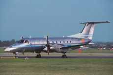Aircraft Photo of PT-SKY | Embraer EMB-120RT Brasilia | CSE Aviation | AirHistory.net #113374
