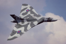 Aircraft Photo of XH558 | Avro 698 Vulcan B.2 | UK - Air Force | AirHistory.net #133474