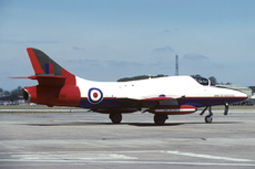 Aircraft Photo of XL612 | Hawker Hunter T7 | UK - Air Force | AirHistory.net