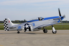 Aircraft Photo of N151FT / NL151FT | North American P-51D Mustang | USA - Air Force | AirHistory.net
