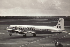 Aircraft Photo of I-DIMA | Douglas DC-6B | Societa Aerea Mediterranea - SAM | AirHistory.net