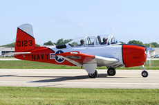 Aircraft Photo of N121BC | Beech T-34A Mentor (45) | USA - Navy | AirHistory.net