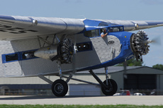 Aircraft Photo of N8407 / NC8407 | Ford 4-AT-E Tri-Motor | EAA - Experimental Aircraft Association | Eastern Air Transport | AirHistory.net #200766