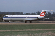 Aircraft Photo of D-AMOR | BAC 111-524FF One-Eleven | Germanair | AirHistory.net