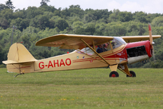 Aircraft Photo of G-AHAO | Auster 5 J1 Autocrat | AirHistory.net #90943