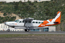 Aircraft Photo of ZK-SAA | Cessna 208B Grand Caravan | Sounds Air | AirHistory.net