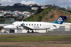 Aircraft Photo of ZK-EAO | Beech 1900D | Air New Zealand Link | AirHistory.net