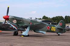 Aircraft Photo of RA-3587K | Yakovlev Yak-9UM | AirHistory.net #104427