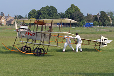 Aircraft Photo of G-ARSG | Avro IV Triplane (Replica) | AirHistory.net #105578