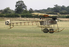 Aircraft Photo of G-ARSG | Avro IV Triplane (Replica) | AirHistory.net #105849
