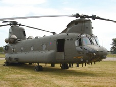 Aircraft Photo of ZA720 | Boeing Chinook HC2 (352) | UK - Air Force | AirHistory.net