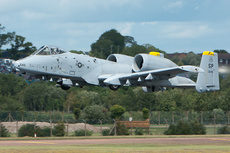 Aircraft photo of 82-0649 - Fairchild A-10C Thunderbolt II - USA - Air Force, taken on 16 July 2011 by Trevor Thornton.