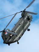 Aircraft photo of ZH895 - Boeing Chinook HC2A (352) - UK - Air Force, taken on 16 July 2011 by Trevor Thornton.