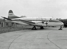 Aircraft Photo of G-AOGU | De Havilland D.H. 114 Heron 2 | Metropolitan Air Movements | AirHistory.net #100001
